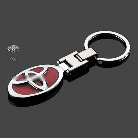 Car Key Ring toyota keychain car logo key chain toyota keyrings for