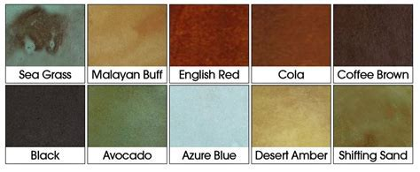 Acid Staining Garage Floors   DirectColors.com