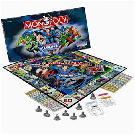 The Mars Monopoly the monopoly others