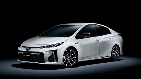 Sport Gr by Toyota Prius Gr Sport A Hatch Hybrid Motoring Research