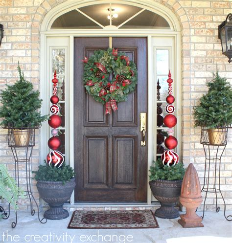 outdoor christmas topiary ideas diy ornament topiary