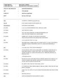radio script template fm radio program script