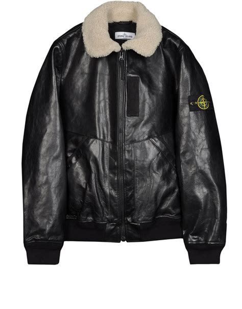 Leather Cod Jacket Jg Cod 03 leather jacket island official store