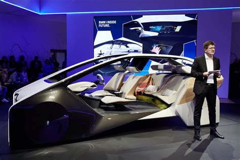 future cars inside bmw i inside futur l habitacle pour voiture autonome au