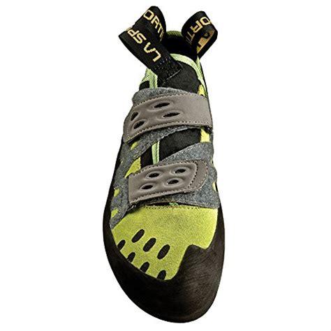 best beginner climbing shoes la sportiva tarantula beginner rock climbing shoe