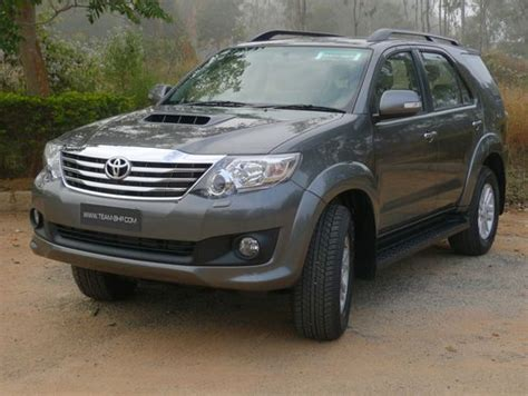 All New Fortuner Air Scoop Colour By Request review 2011 toyota fortuner 4x2 mt at team bhp
