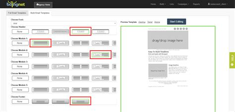 4 email templates to choose free award template