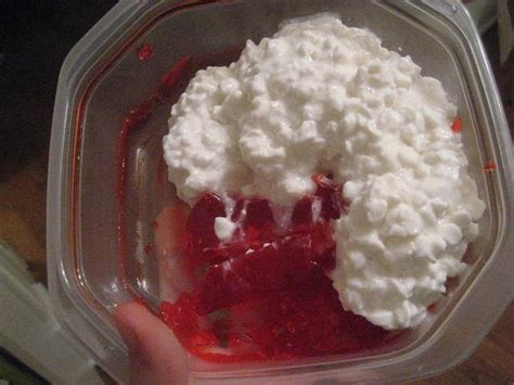 Pink Fluff Recipe With Cottage Cheese Recipe With Cottage Cheese And Jello