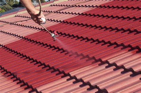 Roof Tile Paint Roof Damage Symptoms To Warn You To Get Proper Roof Restoration Done Roof Doctors Australia