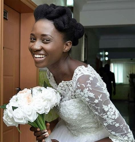zubby bridal hairdo in lagos nigeria i did my wedding in my natural hair because of my hubby
