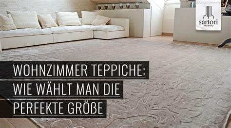 teppiche im wohnzimmer wohnzimmer teppiche wie wahlt die perfekte grosse