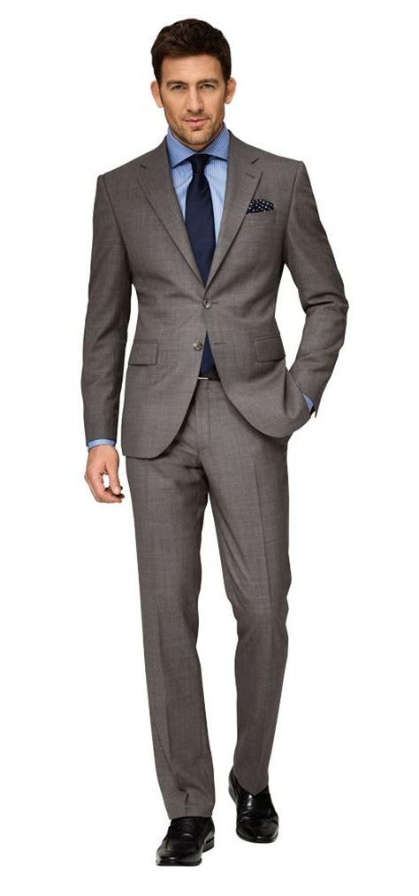 Grauer Anzug Welches Hemd by 6 Tlg Grauer Jungen Anzug Mit 2 Hemden Weiss U T 252 Rkis