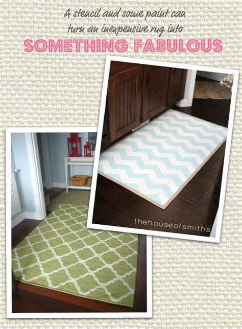 diy nursery rug diy painted rugs crafty
