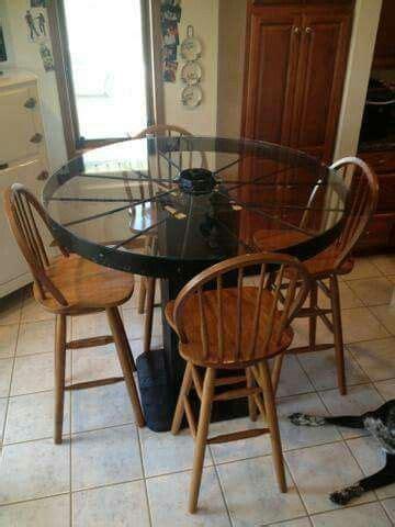 Wagon Wheel Coffee Table When Harry Met Sally Wagon Wheels Wheels And Coffee Tables On Pinterest