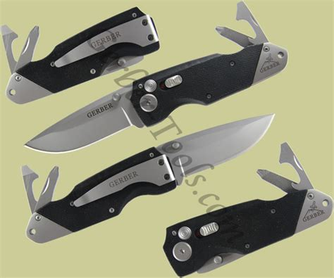 gerber obsidian knife gerber obsidian knife w tools 22 41021 22 01021