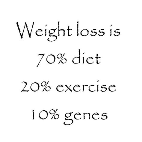 weight loss 70 diet 30 exercise do you gain weight from taking a from exercise or