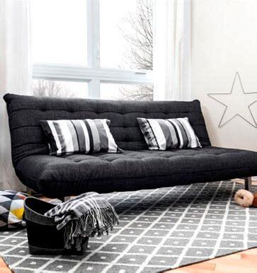 futones precios muebles para living comedor y terraza ripley ripley cl