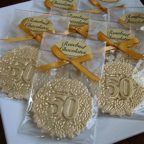 50th Wedding Anniversary Giveaways - 1000 ideas about anniversary favors on pinterest anniversary party favors vintage