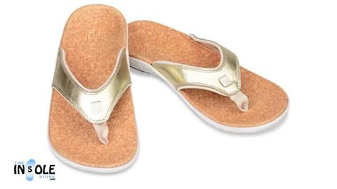 Wedges Yumi Gold spenco yumi metallic gold orthotic sandals for theinsolestore