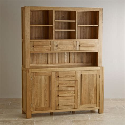 Oak Dresser Uk by Fresco Solid Oak Dresser