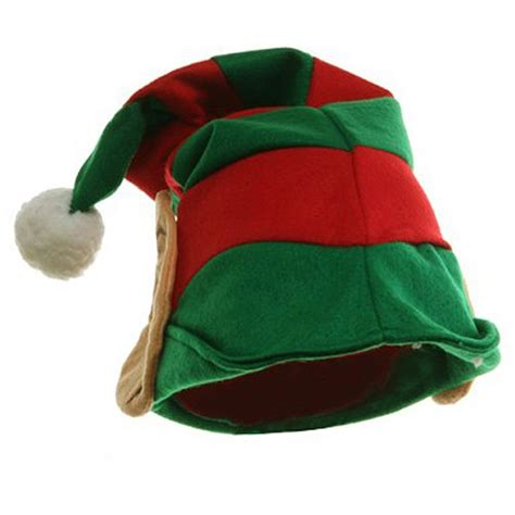 felt elf hat costume hat