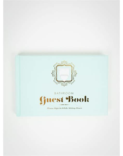 bathroom guest book sign in please scrub a dub dub
