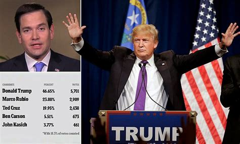 Scarlet Letter Marco Rubio Marco Rubio Says He S The Only Who Can Beat Donald