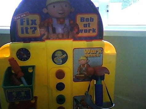bob the builder work bench bob the builder work bench for sale in blanchardstown dublin from squige28