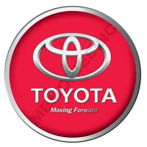 Toyota Keep Moving Forward Signage Toyota Moving Forward Classic Metal