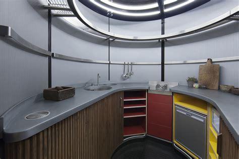 Kitchen Architecture Design galeria de rshp prop 245 e adapta 231 227 o da casa desmont 225 vel 6x6