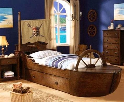 pirate themed bedroom furniture sailboat kids furniture cool pirate ship beds for kids
