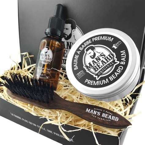 Beard Premium un coffret s beard premium 224 rempoter