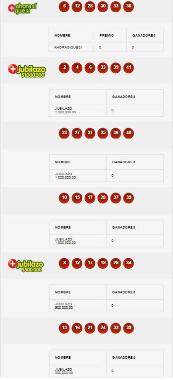 resultados loto hoy resultados del loto domingo 11 de resultados del loto domingo 10 de abril de 2016 sorteo