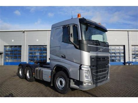 volvo fh  manual retarder hydraulics   km tractor units year  price