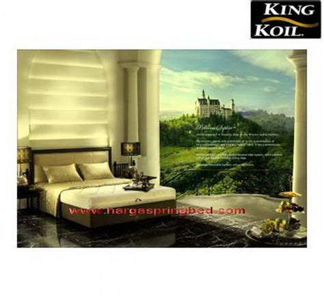 Meja Belajar Shopia king koil princess embrace 18 cm toko kasur bed murah simpati furniture