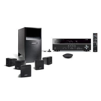 gifted  bose acoustimass  home theater system bundle