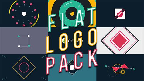Ae Project Logo Pack All Videohive Profesional flat logo pack after effects template videohive 15730789 ae templates videohive