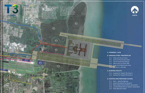 layout bandara juanda international airport terminal 3 on behance