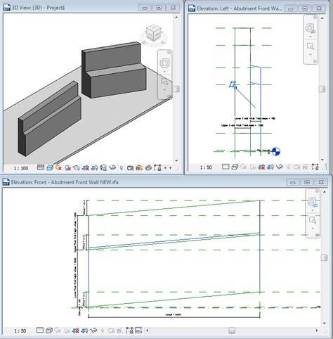 revit tutorial reference plane solved angled reference planes reference lines