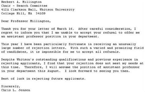 thank you letter after lunch rejection letter rejection letter