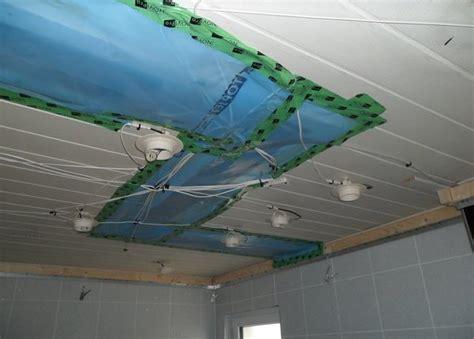 badezimmerdecke erneuern decke renovieren abh 228 ngen fp trockenbau spanndecken
