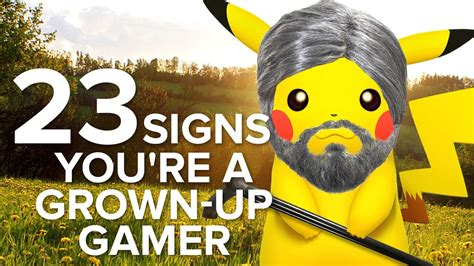 Signs Youre A Shopaholic by 23 Signs You Re A Grown Up Gamer