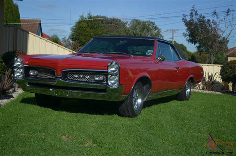1967 pontiac gto not chevrolet dodge holden ford in
