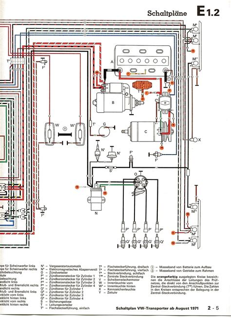 wiring diagram vw t4 fresh vw transporter electrical