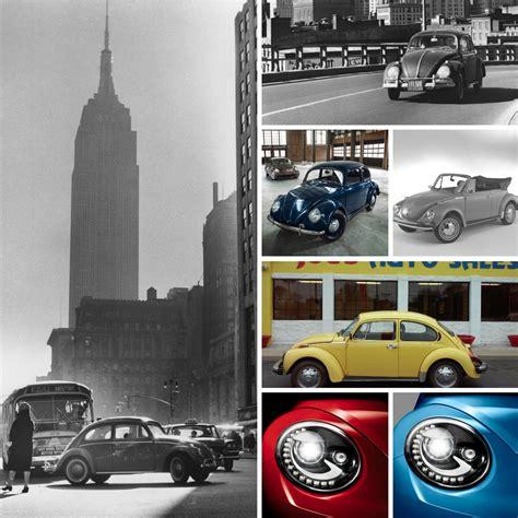 Volkswagen Beetle Years by Volkswagen Beetle Models From The Years