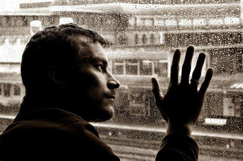 images dark hombre depression sad mood sorrow dark people love drops rain