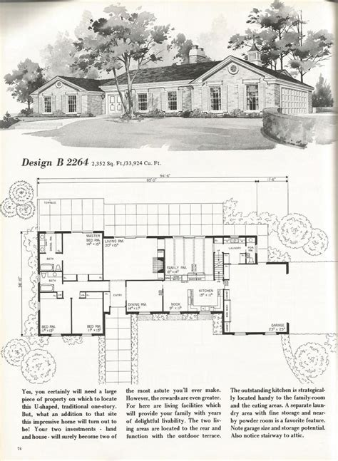 Vintage Ranch House Plans by 25 Best Ideas About Vintage House Plans On