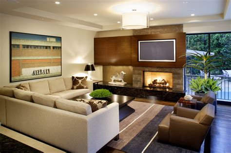 design a family room westwood residence contemporary family room miami