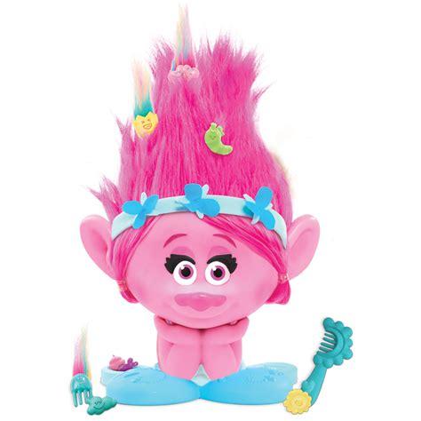 Trolls Poppy Hair Style Doll by Poppy Style Salon From Trolls Wwsm