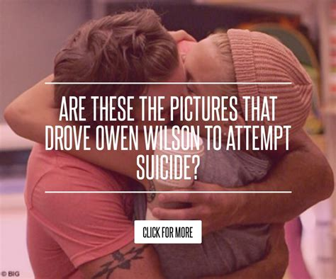 Are These The Pictures That Drove Owen Wilson To Attempt are these the pictures that drove owen wilson to attempt